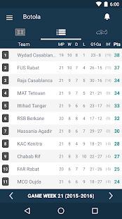 Morocco Football League - Botola Maroc Telecom - náhled