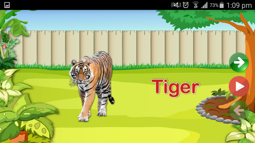 android Kids Learning Game ABC 123 Screenshot 5