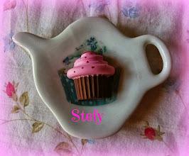 Photo: Gessetto a forma di muffin
