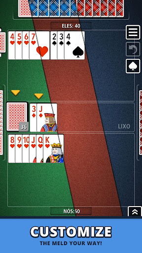 Buraco Canasta Jogatina: Card Games For Free apkpoly screenshots 8