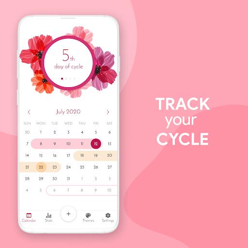 My Calendar - Period Tracker 7.4.2 screenshots 1
