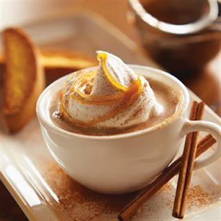Cinnamon Latte.