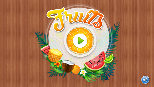 Flip and Match Fruits