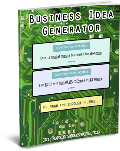 Online Business Idea Generator