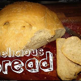 Delicious Everyday Family Bread.