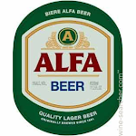 Logo for Alfa Beer