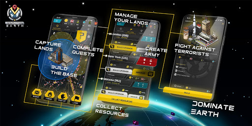 Domination: Earth 2.5.2 screenshots 1