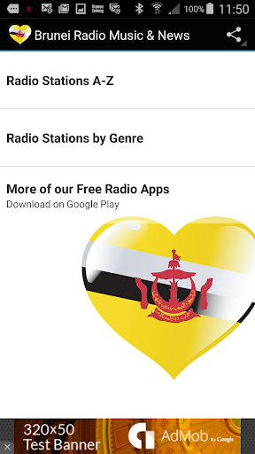 Brunei Radio Music News