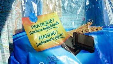 Photo: Standaard op weg proviand: chocoladebroodjes