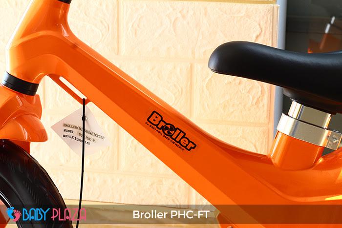 Xe thăng bằng cho bé Broller PHC-FT Bánh đặc ruột 9