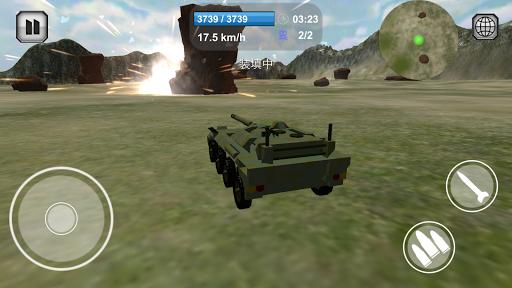 玩免費模擬APP|下載戰車工藝(Battle Car Craft) app不用錢|硬是要APP