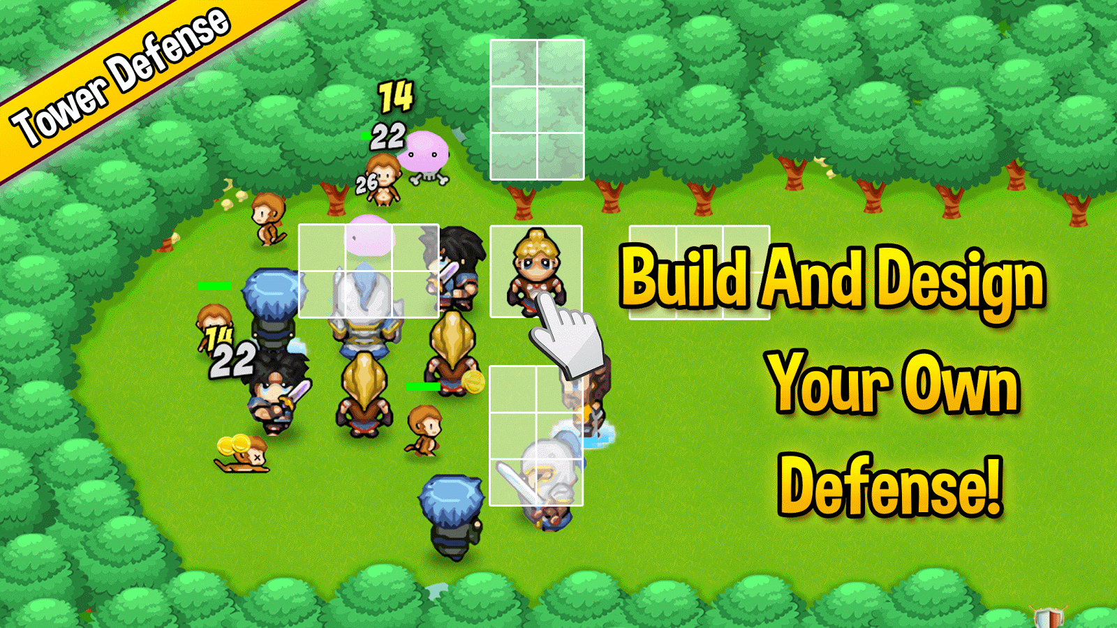 Innotoria Tower Defense- screenshot
