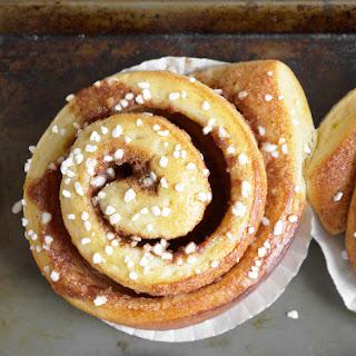 Kanelbullar (Swedish Cinnamon Buns)