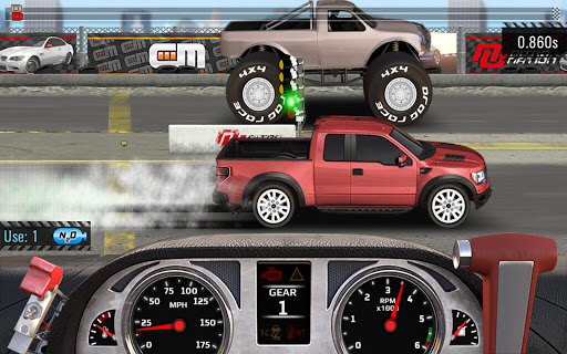 Drag Racing 4x4 screenshot 16