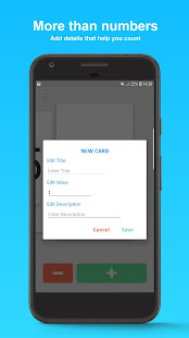 App Click Counter and Tally Counter - Card Counter APK for Windows Phone