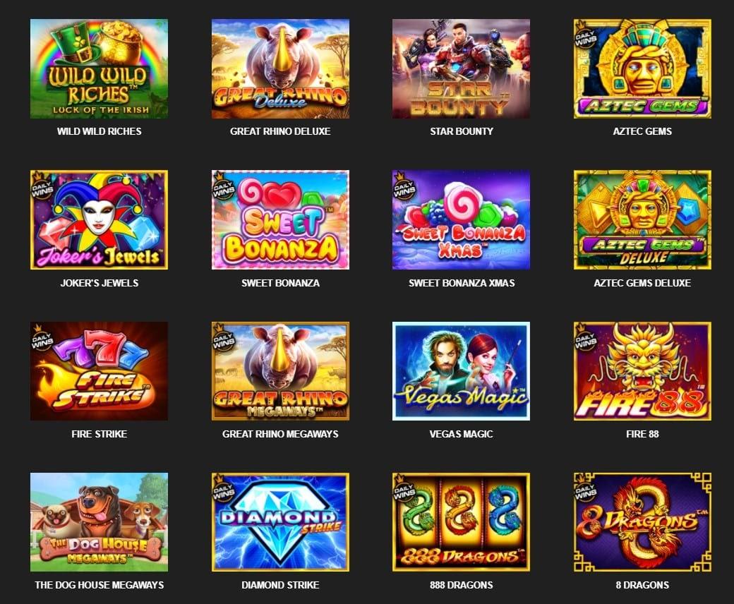 Permainan slot online terbaik di pragmatic play