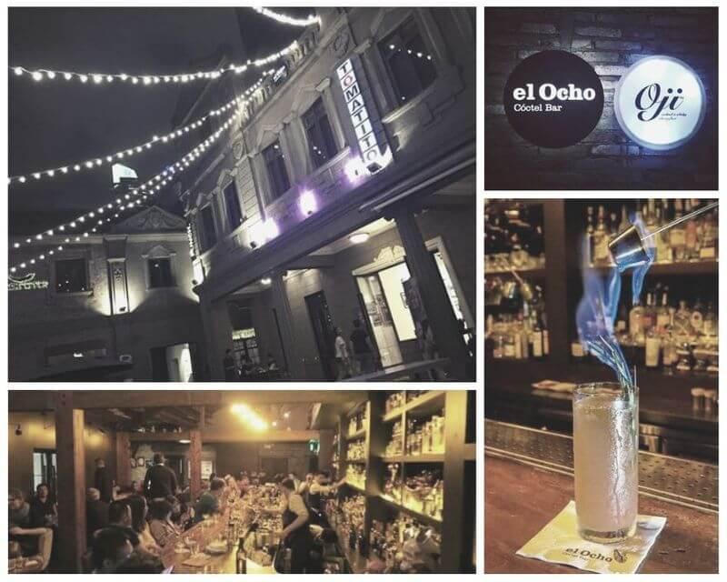 El Ocho酒吧