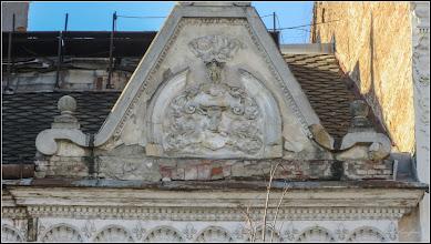 Photo: Cluj-Napoca - Piata Unirii, Nr.11 - monument istoric, detaliu - din sc XVI - 2018.01.31