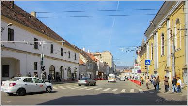 Photo: Cluj-Napoca - Str. Regele Ferdinand - 2017.03.22