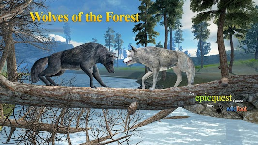 Wolves of the Forest screenshot 22