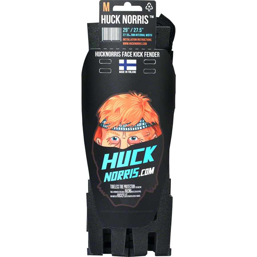 Huck Norris Snakebite and Rim Dent Protective Individual Insert Size Medium for