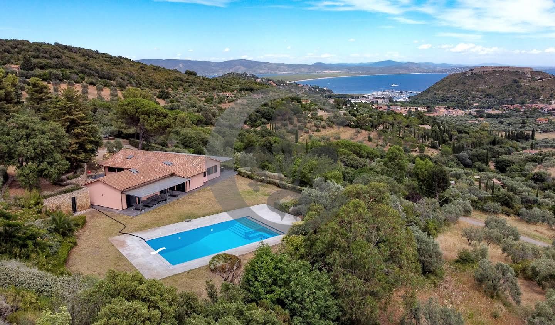 Villa avec piscine et jardin Monte Argentario