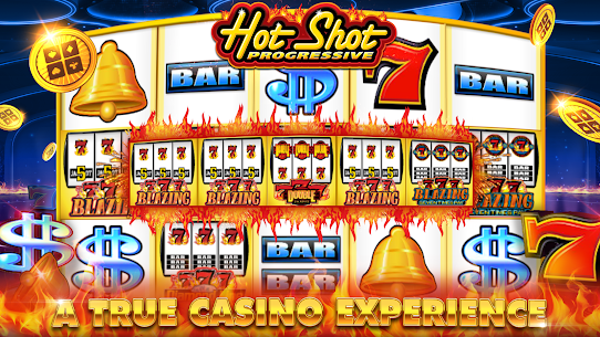 Hot Shot Casino: Free Casino Games & Blazing Slots 3.00.44 Mod + APK + Data UPDATED 1