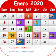 Mexico Calendario 2019