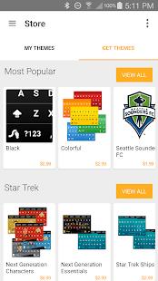 Swype Keyboard- screenshot thumbnail