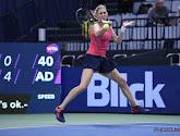 Julia Boserup ziet tennisloopbaan gestopt door blessure