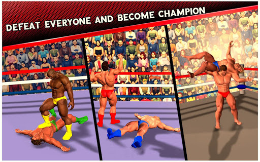 Incredible ProWrestling Revolution Fighting Game 1.0.6 {cheat|hack|gameplay|apk mod|resources generator} 5