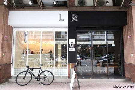 RL 黑白兩色時尚空間 手工漢堡 ft. 法式甜點