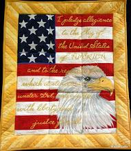 "Photo: #49-S, Shirley Gugan, ""The Pledge of Allegiance"""