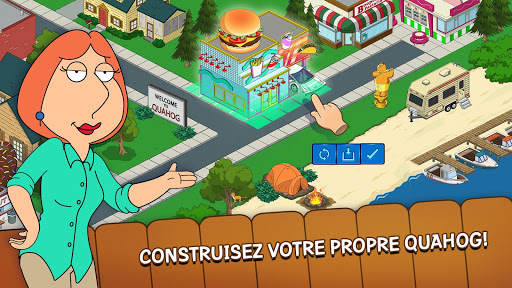Code Triche Family Guy: A la recherche mod apk screenshots 3