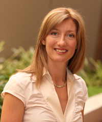Portrait of Nicole Gillespie