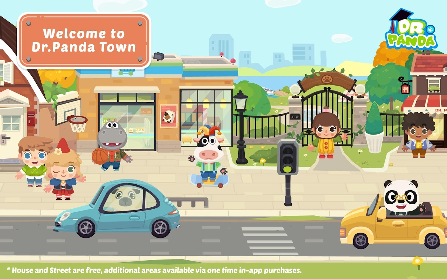 dr panda town android apps on google play