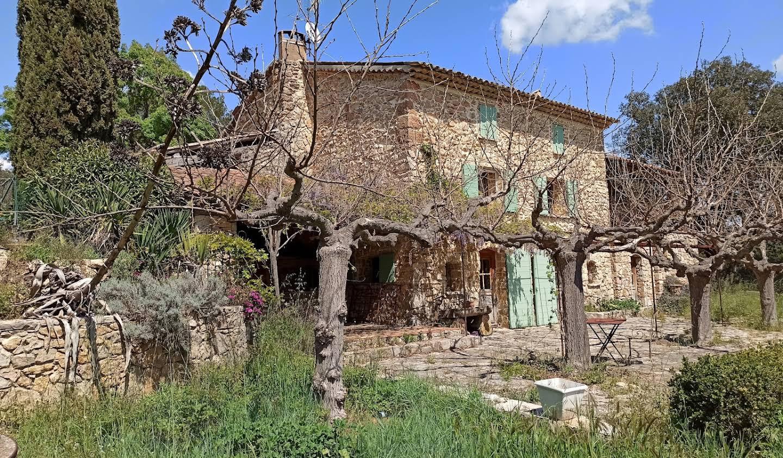 Maison avec piscine et jardin Le Thoronet