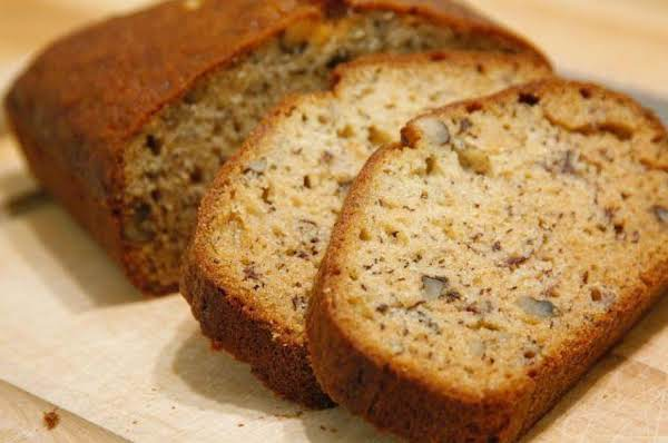 Mama's Banana Bread Recipe