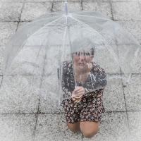 Sotto la pioggia ! di