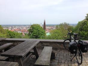 Photo: Toller Blick auf Bielefeld