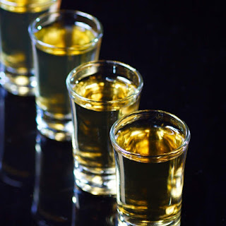 Apple Pie Shot