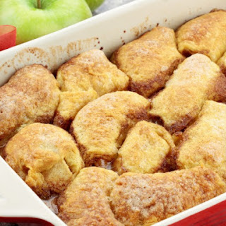 Apple Dumplings With Mountain Dew