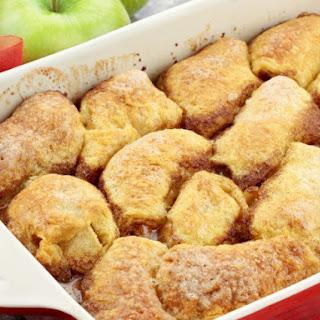 Apple Dumplings With Mountain Dew