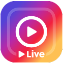 Guide for instagram live free icon
