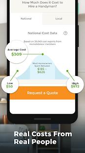 App HomeAdvisor: Contractors for Home Improvement APK for Windows Phone