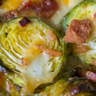 Brussel Sprout Bacon Gratin Recipes