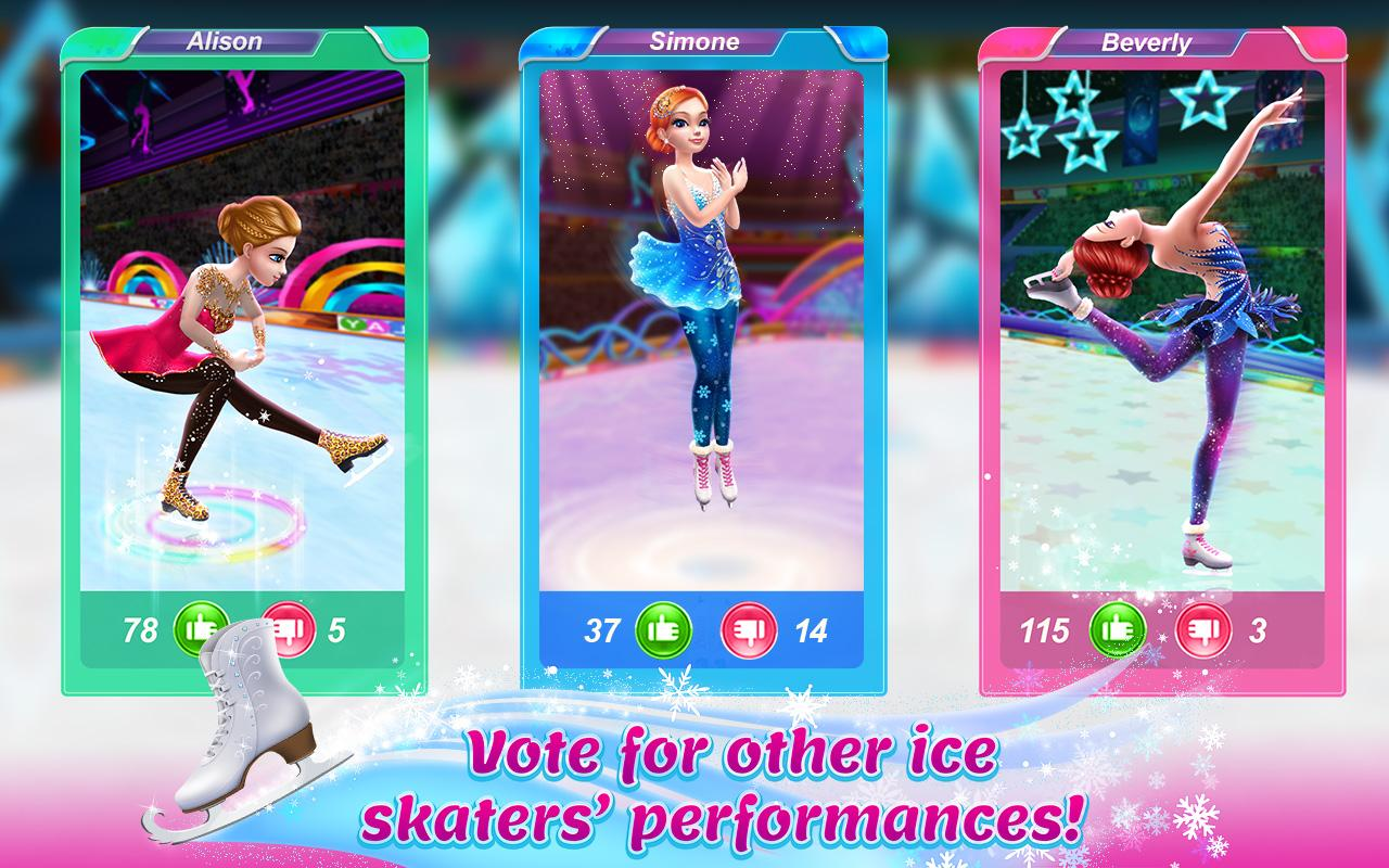 ice skating ballerina android apps on google play