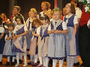 Photo: Singen ist nicht allen gegeben !