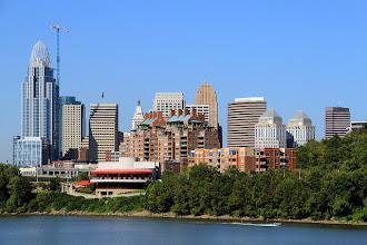 Photo: Cincinnati views from Newport Kentucky
