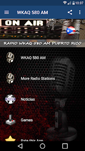 WKAQ 580 AM Puerto Rico radio 2